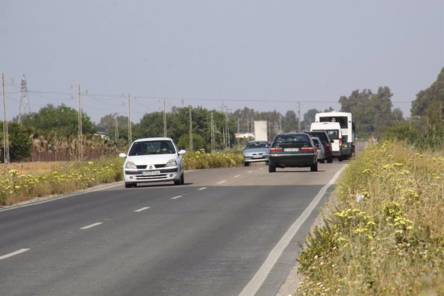 Carretera Utrera-Los Palacios