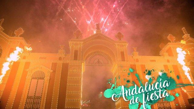El espacio 'Andalucía de Fiesta' de Canal Sur