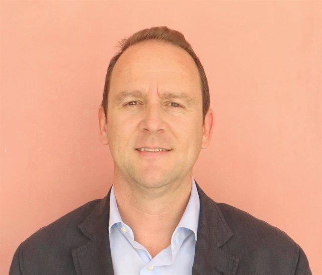 El vicerrector de Formación no reglada, Calidad e Investigación de la UNIA, José Ignacio García.