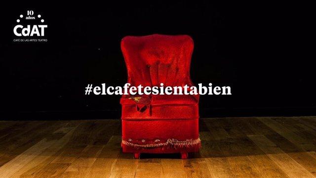 El Café de las Artes lanza una campaña de crowdfunding para construir gradas retráctiles #elcafetesientabien