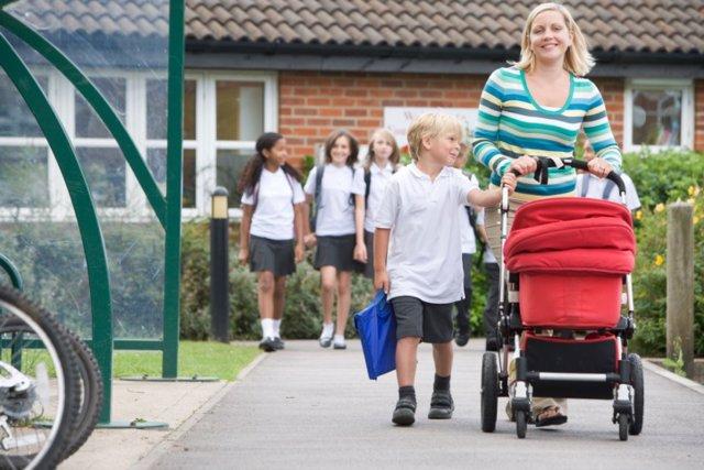 El primer día de colegio: cómo debe ser la adaptación de los padres