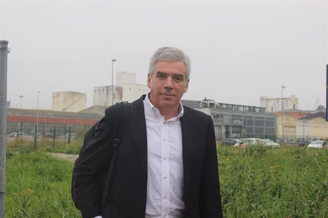 El portavoz del PRC en el Ayuntamiento de Santander, José María Fuentes-Pila