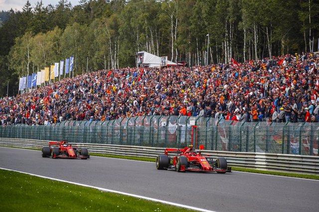 Fórmula 1/GP Italia.- (Previa) Leclerc y Vettel confían en dar un buen aniversar