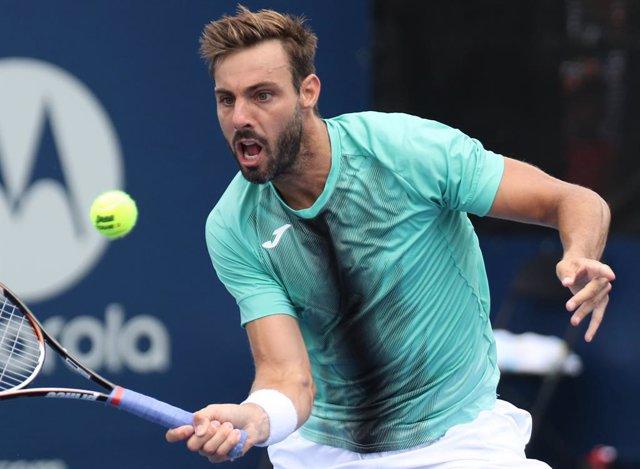 Tenis/US Open.- Granollers accede a la final del dobles masculino en Flushing Me