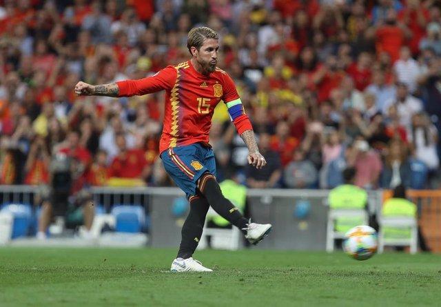 """Fútbol/Selección.- Sergio Ramos: """"Debemos aprender a matar estos partidos"""""""