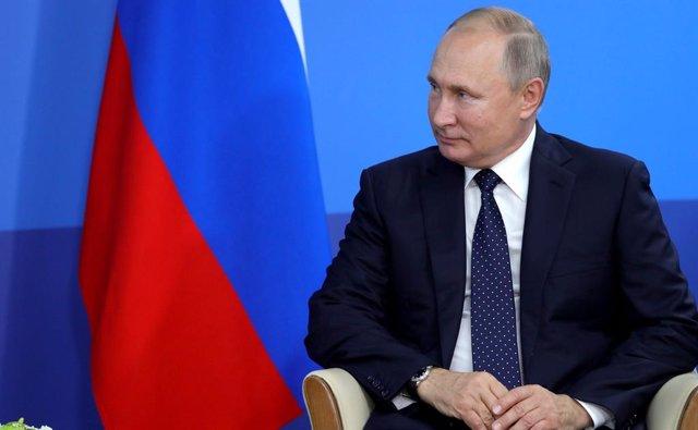 """Rusia.- Putin asegura que el canje de presos entre Rusia y Ucrania está """"a punto"""