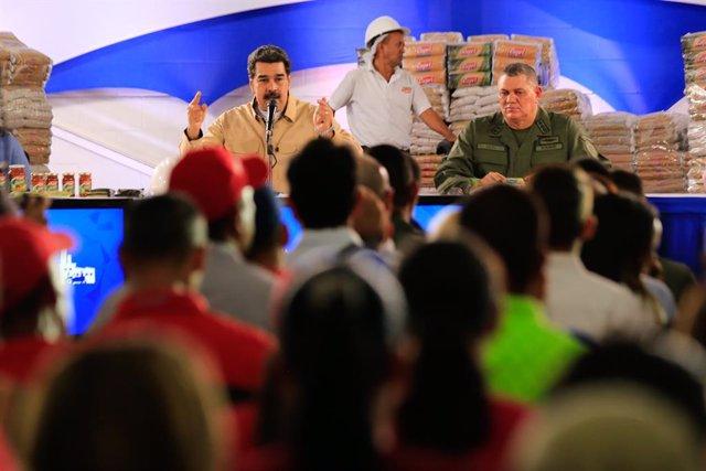 Venezuela.- Maduro pide a la Fiscalía que investigue a Guaidó por intentar entre