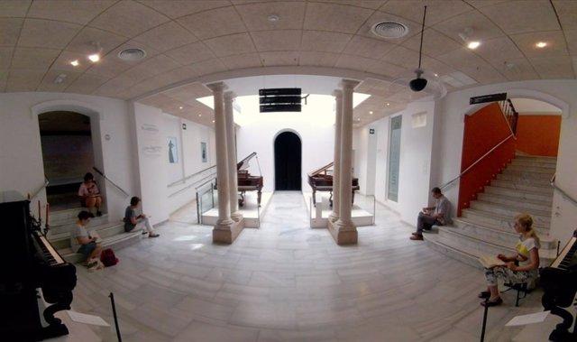 Museo Interactivo de la Música de Málaga (MIMMA)