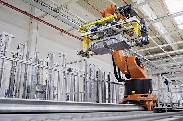 Producción de baterías de alto voltaje de Skoda para el grupo Volkswagen