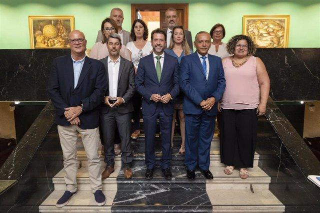 Grupo Nacionalista en el Cabildo de Tenerife
