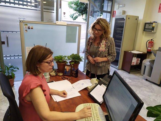 La protavoz del PP, Cristina TEniente, registra una petición de comparecencia