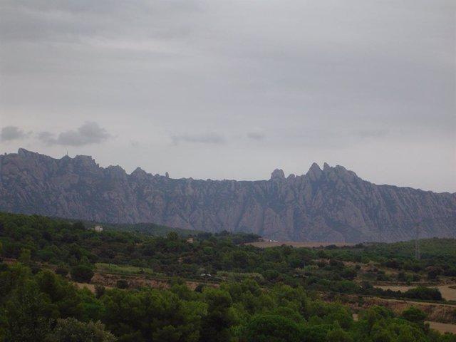 Muntanya de Montserrat