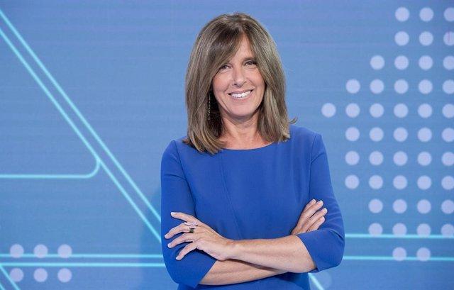 La presentadora de informativos de TVE Ana Blanco ha sido galardonada con el Premio a la Trayectoria Jesús Hermida 2018, antes conocido como Premio Toda Una Vida, que concede el Consejo de la Academia de las Ciencias y las Artes de Televisión en reconocim