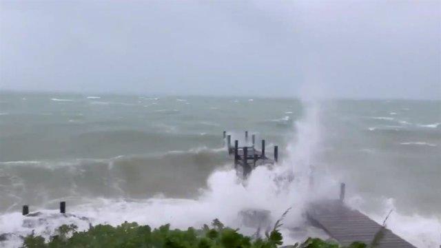 Huracán 'Dorian' en las Bahamas