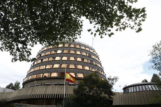 El TC admite a trámite un recurso de Unidos Podemos sobre la ley de Presupuestos de la Comunidad de Madrid