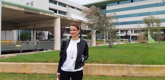La diputada nacional del PP, Margalida Prohens.