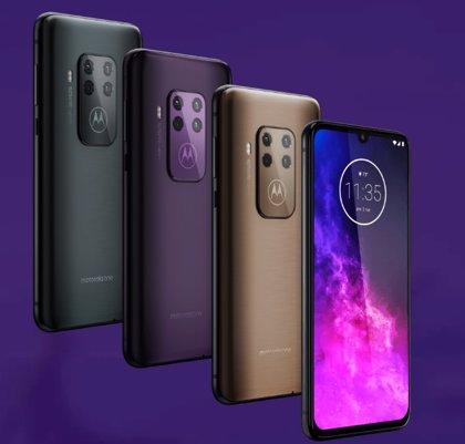 Lenovo presenta el nuevo Motorola One Zoom con cámara cuádruple