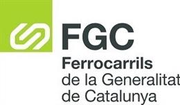 El nou logotip de FGC, que ha canviat el taronja pel verd
