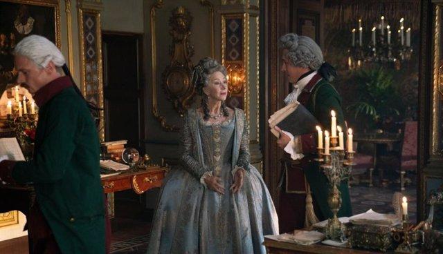 Helen Mirren en 'Catalina la Grande', producción original de SKY