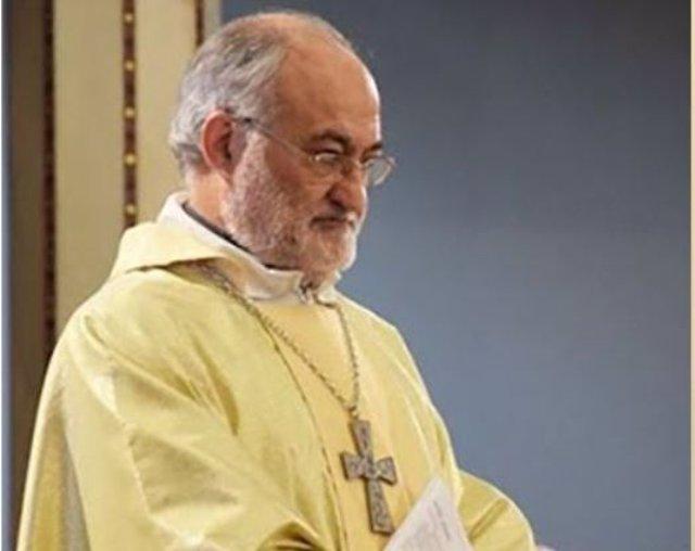 Cristóbal López, arzobispo de Rabat y futuro cardenal