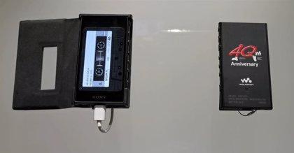 Portaltic.-Sony tira de nostalgia con su nuevo Walkman edición especial 40 aniversario