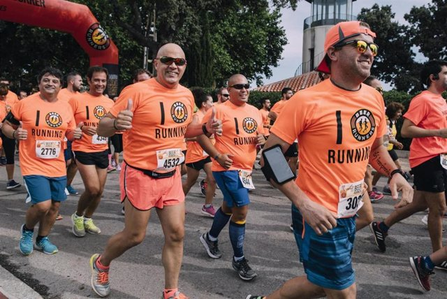 Carrera 'Beer Runner'
