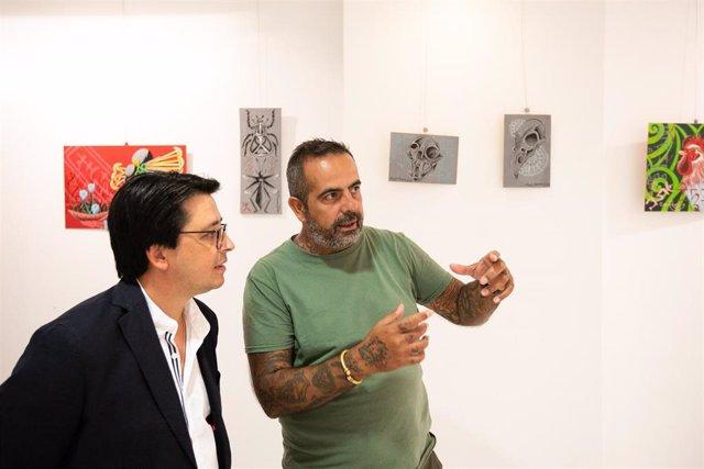 Exposición 'Rewild', de Raúl Méndez