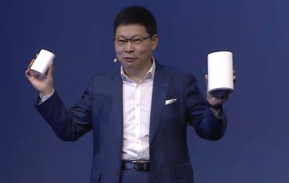 Huawei presenta su 'router' WiFi Q2 Pro para el hogar compatible con el protocolo IPv6
