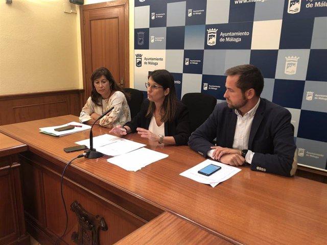 Junta de gobierno local de Málaga