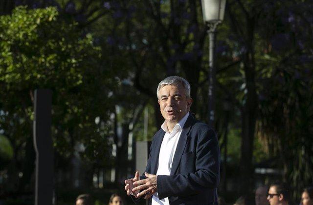 Luis Garicano en una foto de archivo