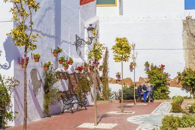Casco antiguo de Estepona