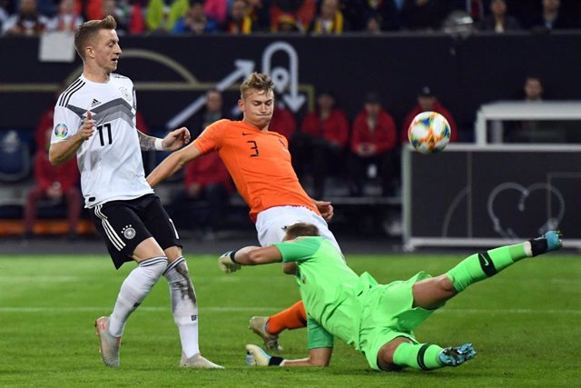 Holanda vence a Alemania camino de la Euro 2020