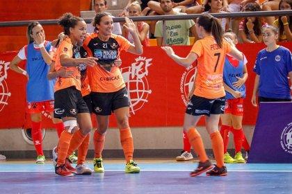 El Burela femenino, campeón de la Supercopa de España tras derrotar al Futsi Atlético Navalcarnero