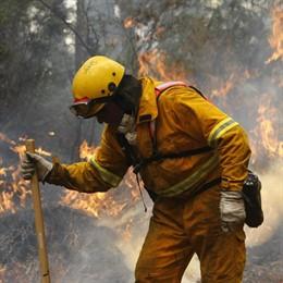 incendios del sureste de Australia