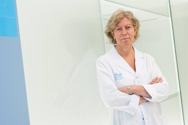 L'especialista Enriqueta Felip