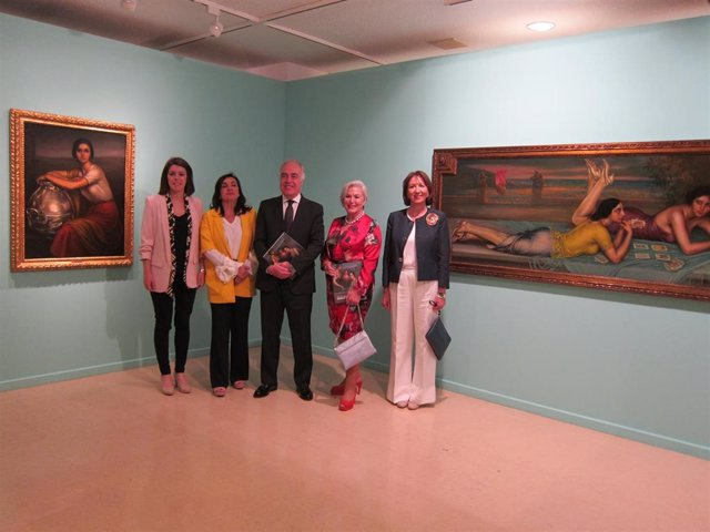Presentación de la exposición 'Julio Romero de Torres. Pintor de almas'