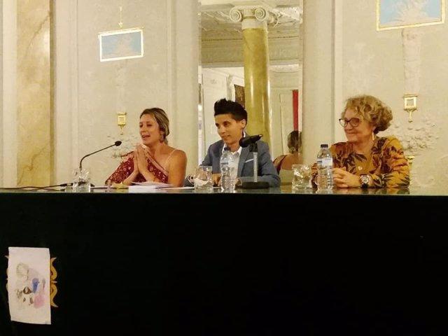 Presentación de 'El despertar de India' en Almería