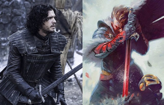 Kit Harington será Black Knight en Los Eternos de Marvel