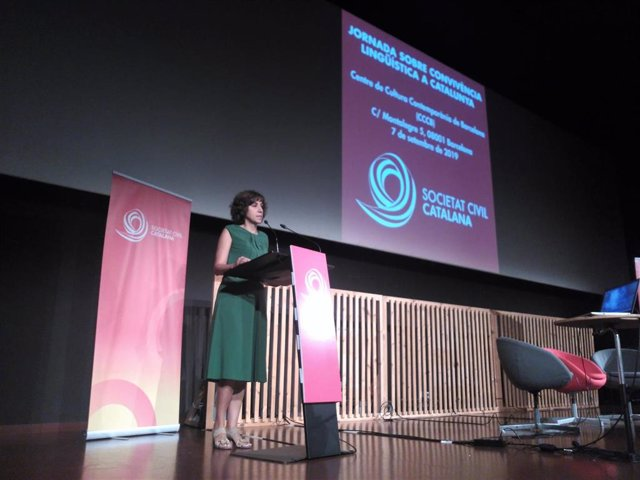 La secretaria de Estado de España Global, Irene Lozano