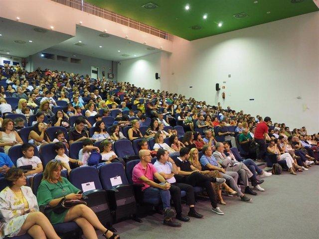 Presentación de los talleres de la Asociación de Altas Capacidades de Málaga para el curso 2019/2020
