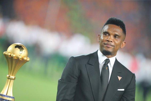 Samuel Eto'o se retira del fútbol
