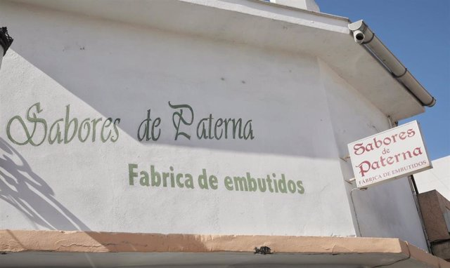 Sede de la fábrica de embutidos Sabores de Paterna