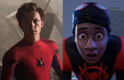 Spider-Man: Tom Holland quiere a Peter Parker y Miles Morales juntos en el cine