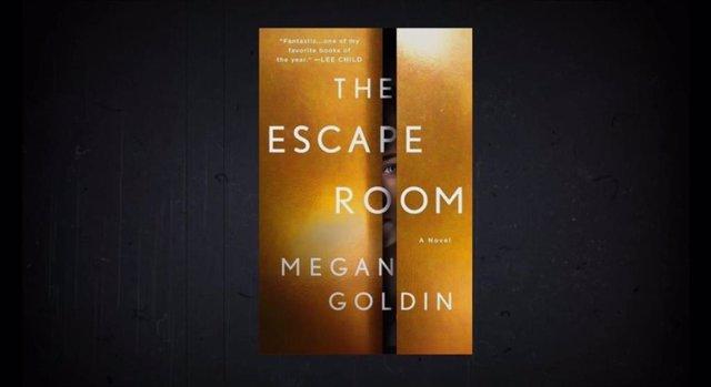 """Portada  """"The Escape Room"""""""