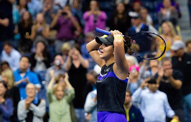 AMP.- Tenis/US Open.- Andreescu gana el US Open y Serena Williams continúa sin r