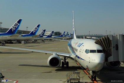 Varias aerolíneas de Tokio cancelan sus vuelos ante la llegada inminente del tifón Faxai