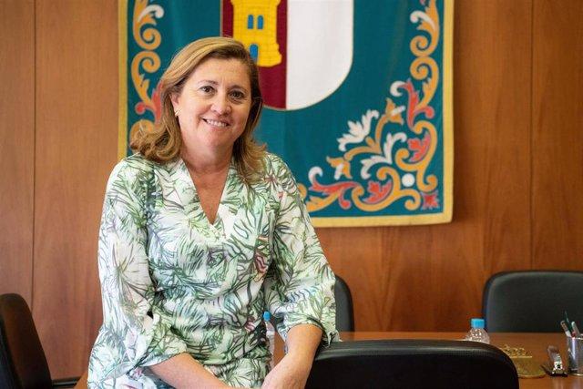 La consejera de Educación, Cultura y Deportes, Rosana Rodríguez.
