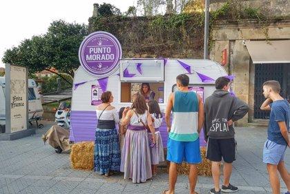 El Ayuntamiento pontevedrés celebra que el Punto Lila de la Feira Franca no registrase ni acosos ni agresiones sexuales