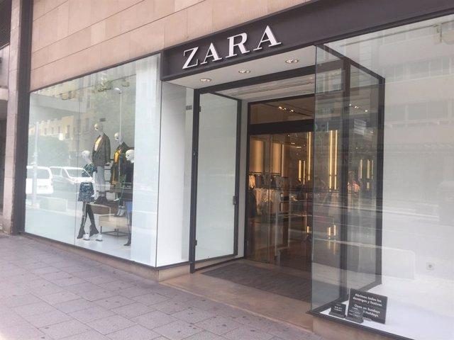 Zara, Inditex, roba, moda, botiga (recurs)