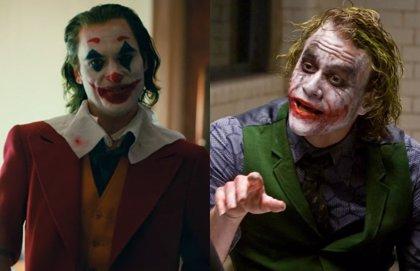 Esta es la gran diferencia entre el Joker de Joaquin Phoenix y el de Heath Ledger